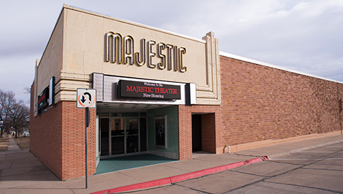 Majestic Theatre - Hebron Nebraska